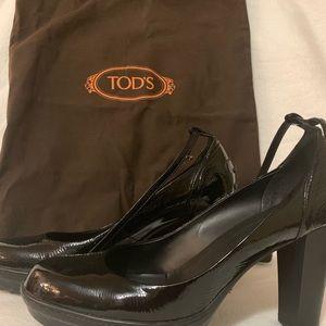 Tod's Mary Jane Heels